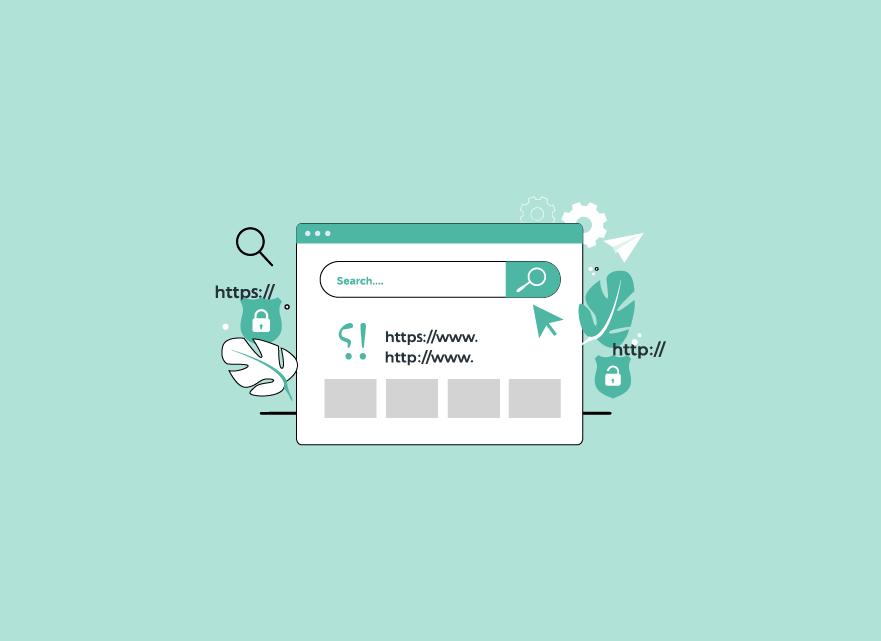اهمیت پروتکل https در بهینه سازی سئو سایت