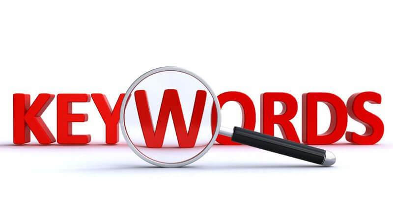 تاثیر انتخاب کلمه کلیدی مناسب در بهبود سئوی داخلی سایت