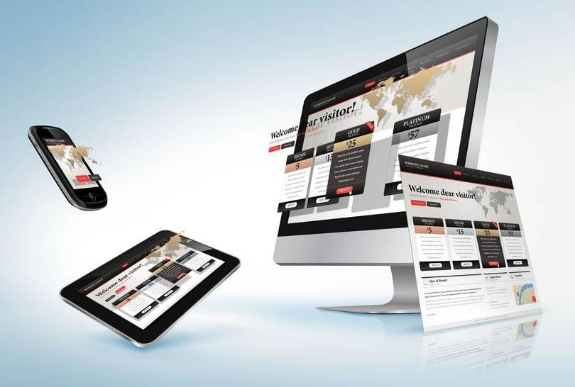 محدودیت های طراحی وب