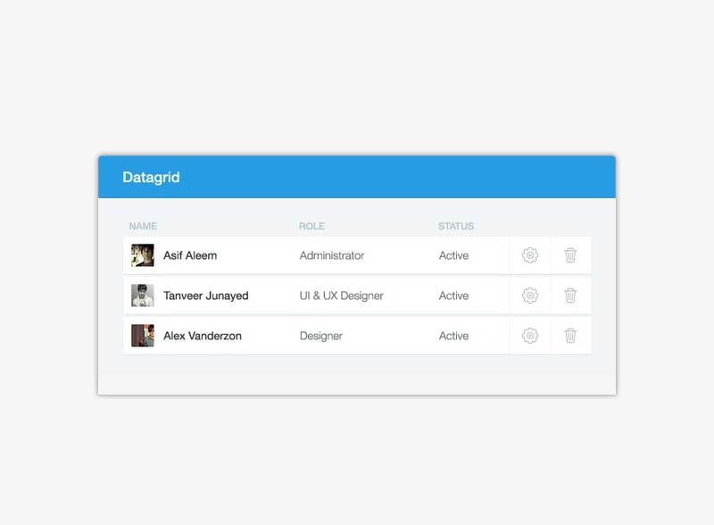 کاربرد جدول در ساختار صفحه وب