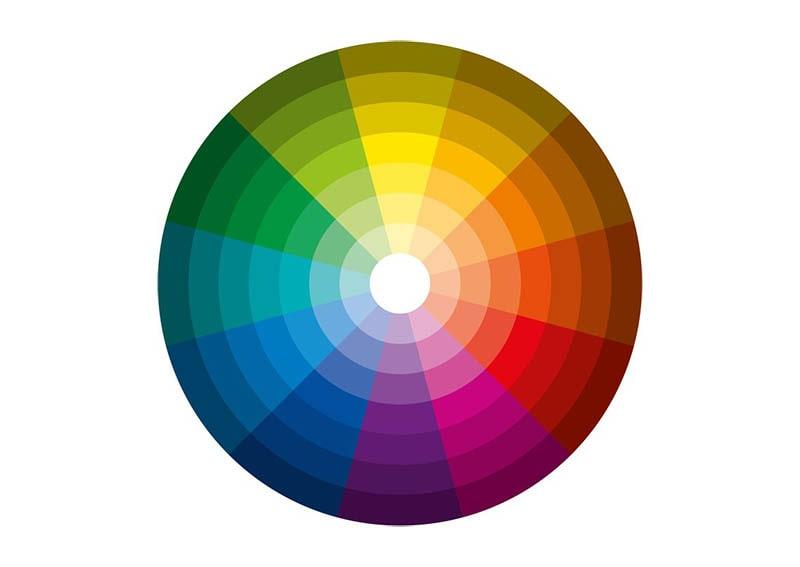 رنگ های ایمن در وب