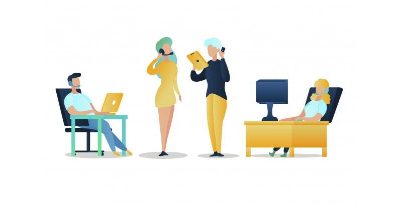 تکنیک های بازاریابی تلفنی