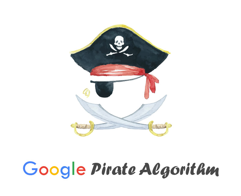 آموزش الگوریتم دزد دریایی گوگل