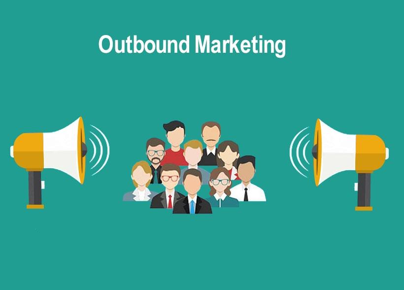 بازاریابی برونگرا یا outbound marketing