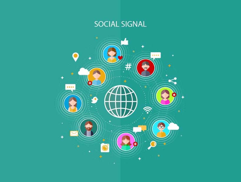 سوشیال سیگنال چیست؟ تاثیر Social signal روی سئو سایت