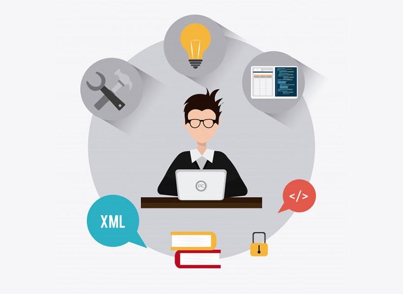 زبان XML