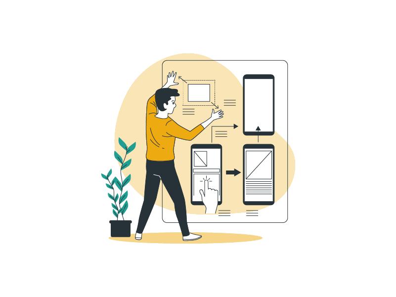 تعادل در طراحی تجربه کاربری با محتوا