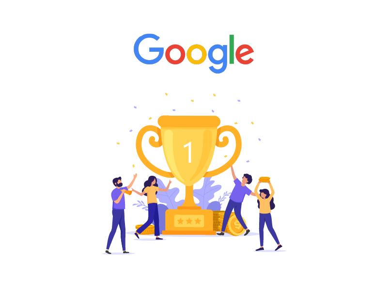با چه روشی به صفحه اول گوگل برسیم؟