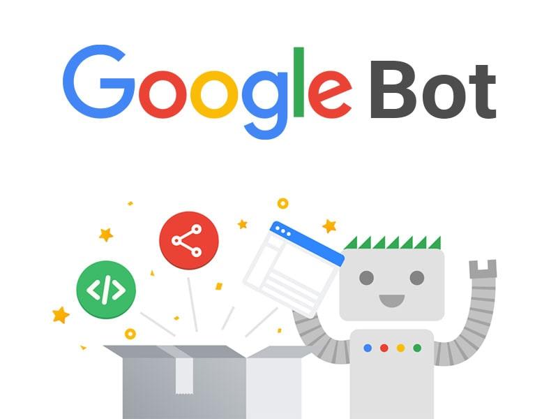ربات گوگل یا google bot