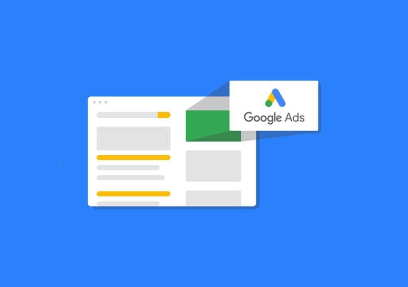مزایده تبلیغات گوگل