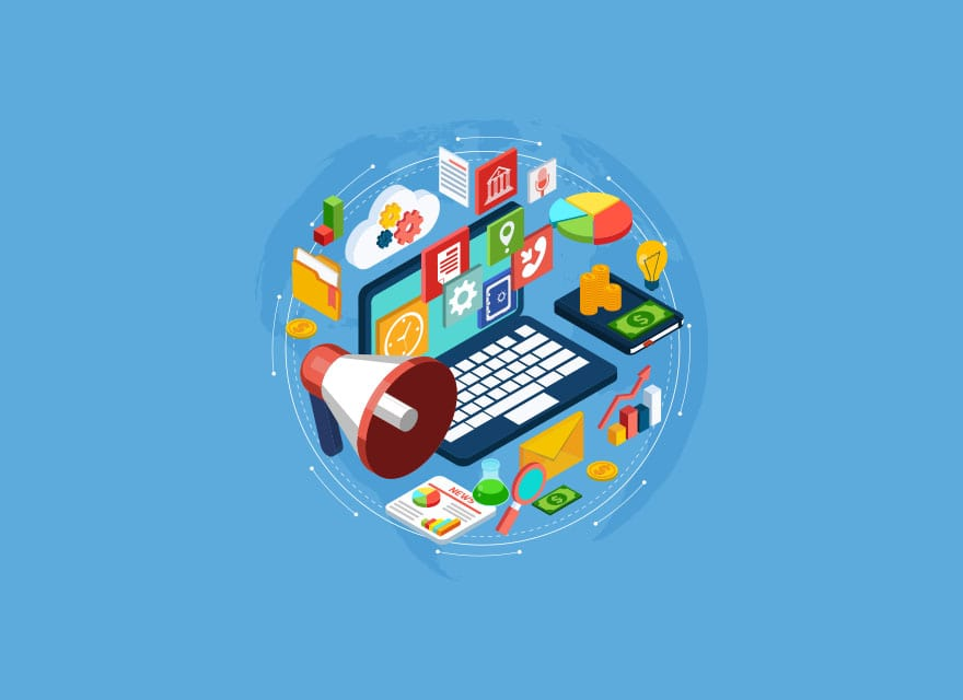 طراحی حرفه ای پلن دیجیتال مارکتینگ