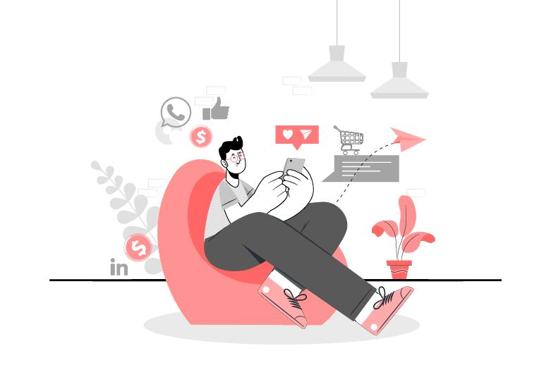 شبکه اجتماعی تلگرام و افزایش ترافیک سایت
