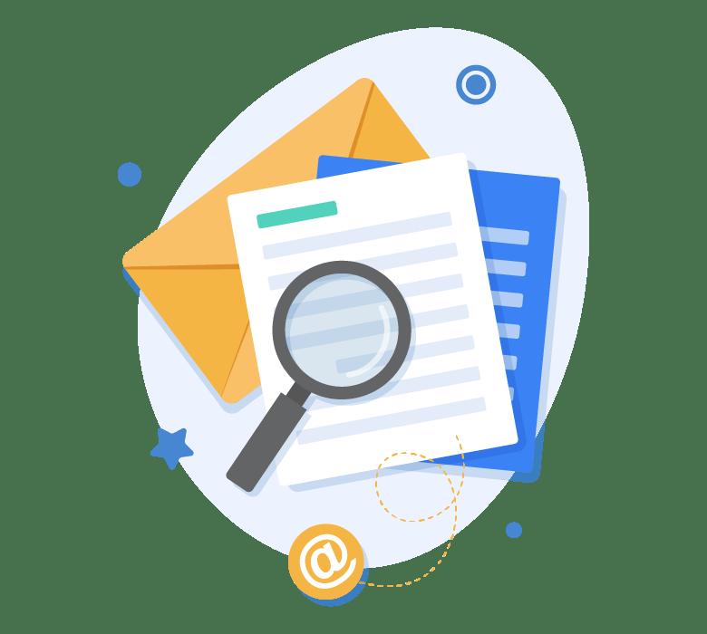 کسبوکارهایی که از ایمیل استفاده میکنند برای نرخ تبدیل سایت