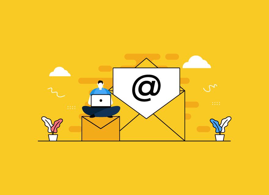 روش افزایش نرخ تبدیل سایت با ایمیل مارکتینگ کلیک اول