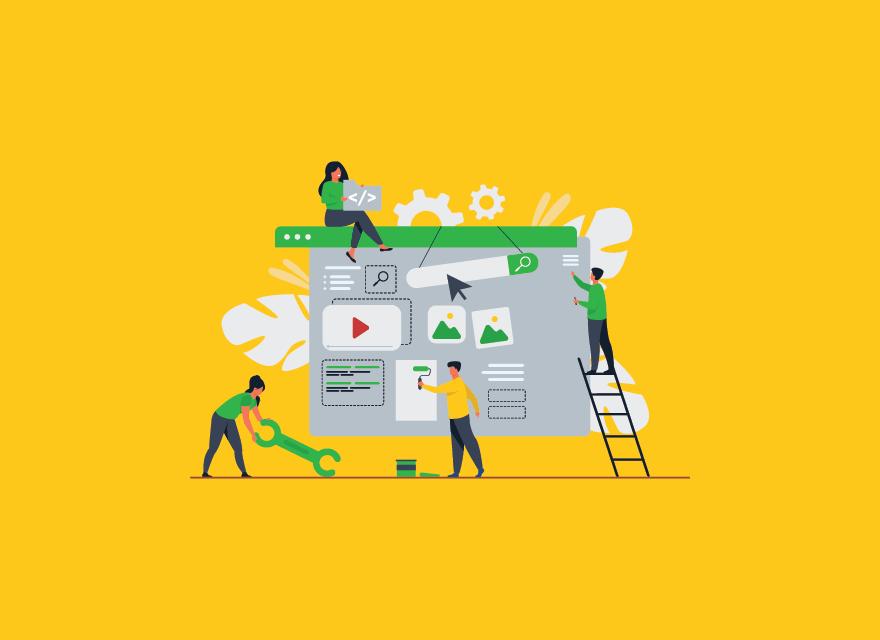 طراحی سایت چیست؟ ۵ دلیل برای سرمایه گذاری روی طراحی سایت در سال ۲۰۲۱