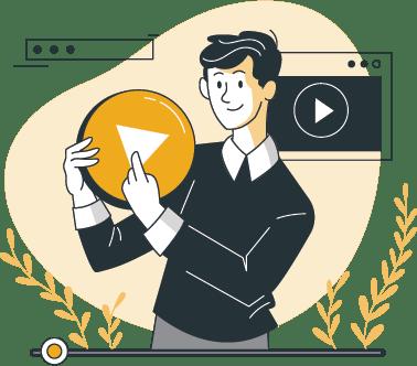 دریافت بازخورد بالا از سفارش افزایش بازدید ویدیو
